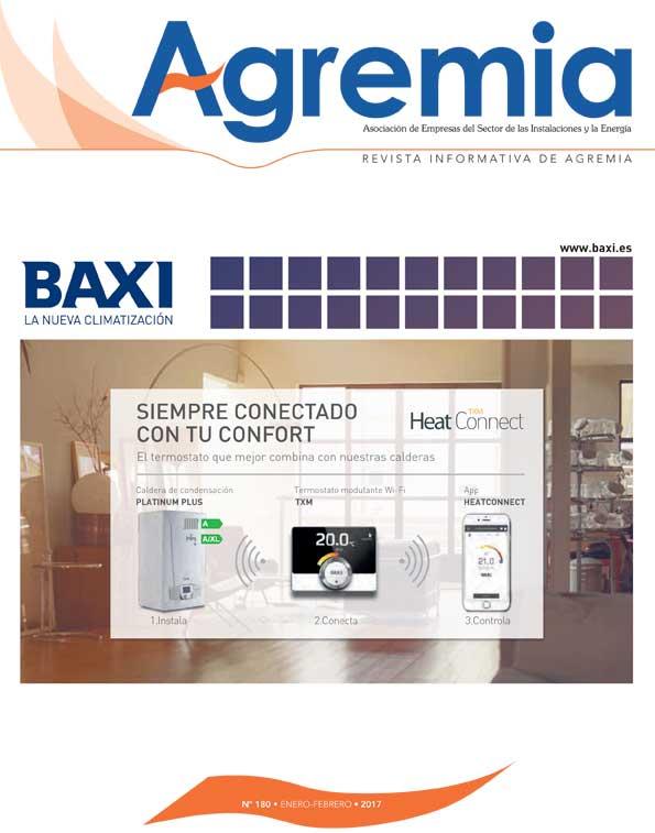 Revista 180 Agremia