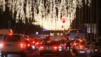 medidas tráfico Madrid Navidad