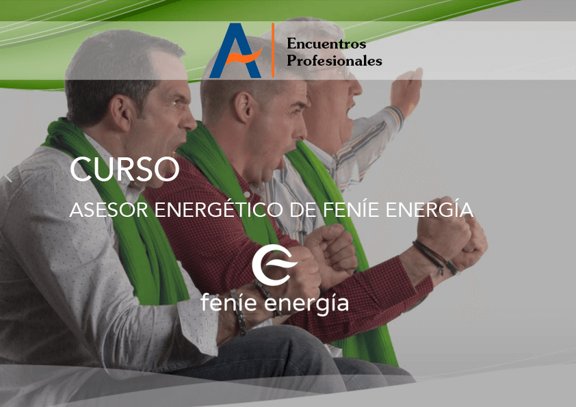 Curso asesor Feníe Energía