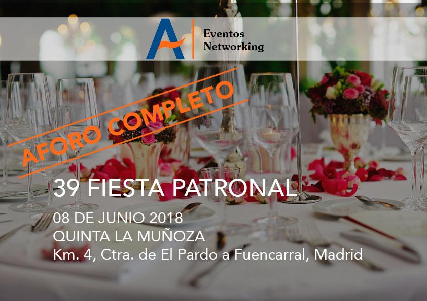 Fiesta Patronal (Aforo completo)