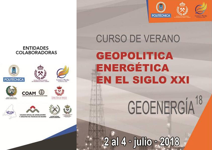 Curso sobre Geopolítica Energética en el Siglo XXI