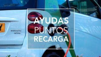Ayudas punto recarga vehículo eléctrico Madrid