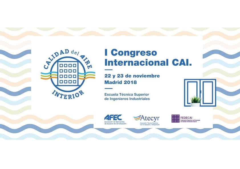 I Congreso Internacional de la Calidad del Aire (CAI)