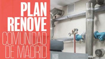 Renove Salas de Calderas 2019 de la Comunidad de Madrid